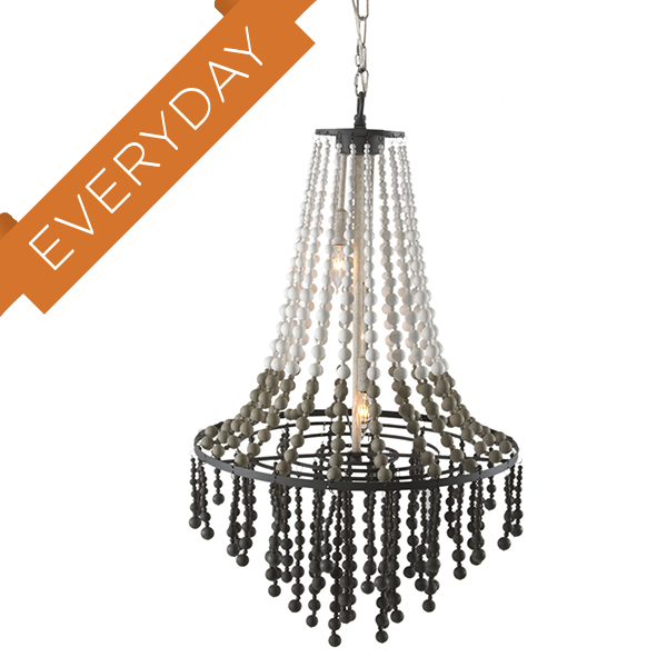 Grand Swag Chandelier